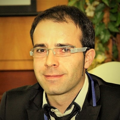 Javier Martinez. Vocal de AISLA