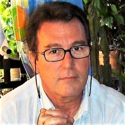 José Antonio García. Vocal de AISLA