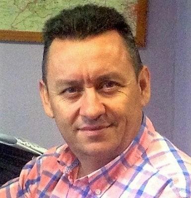 Valentín Correa. Vocal de AISLA