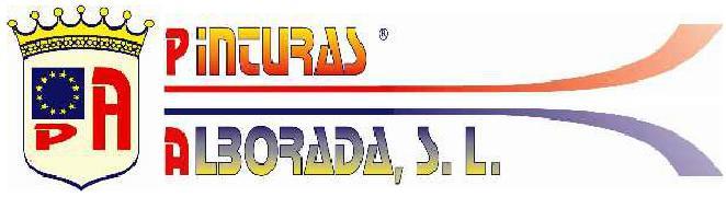 PINTURAS ALBORADA, S.L.