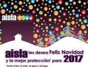 Felicitación Navideña de AISLA, Asociación de Instaladores de Aislamiento