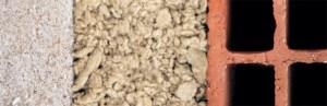 Lana Mineral insuflada en cámara de aire