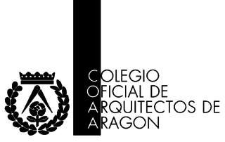 Logo COA Aragón