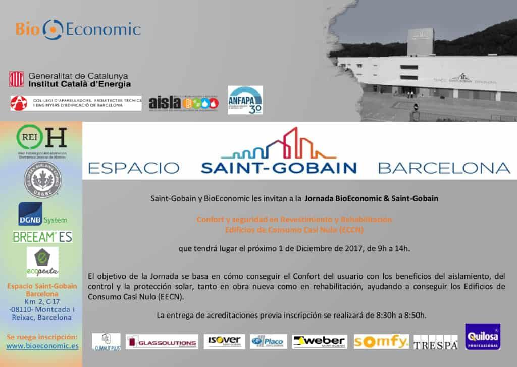 Invitación Jornada SGBioEconomic Confort