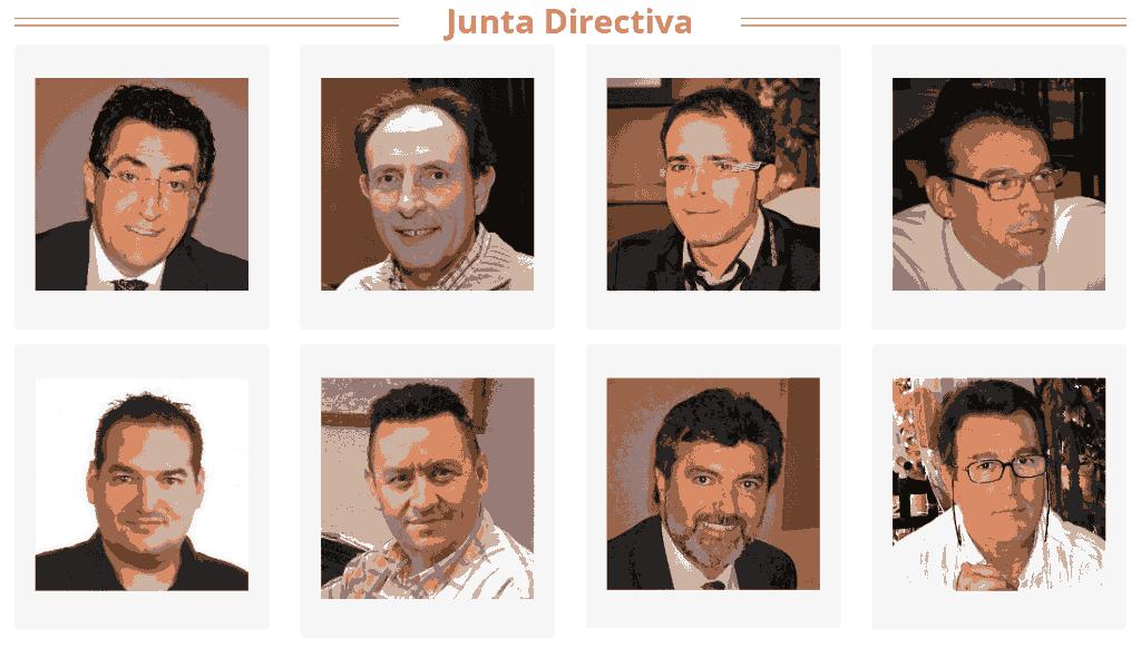Junta Directiva AISLA
