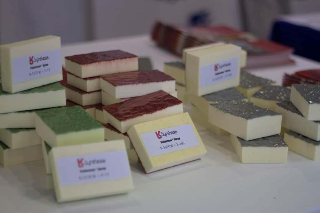 SYNTHESIA es fabricantes de poliuretano, y presentó los nuevos productos sin gases de efecto invernadero